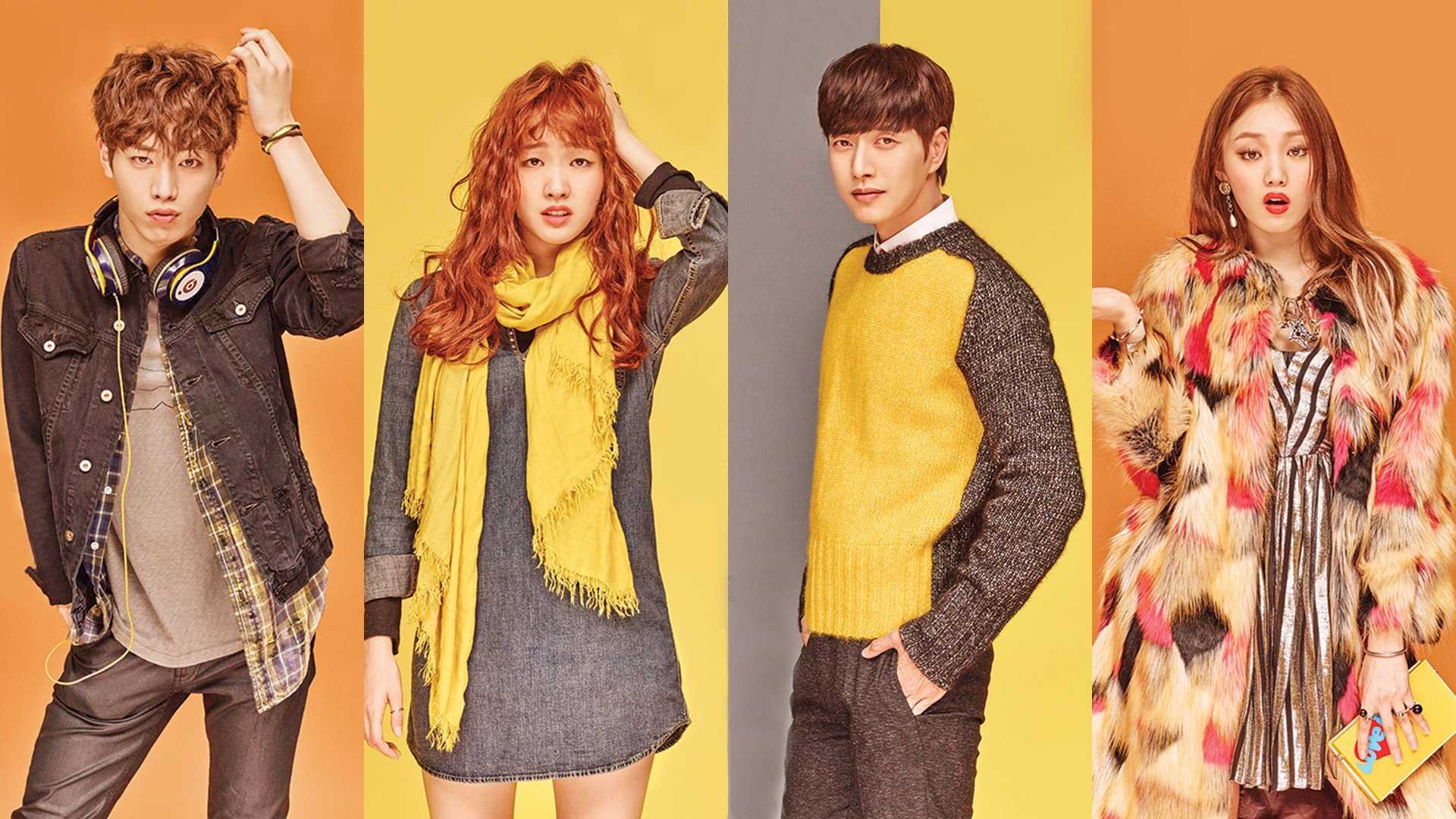 Bae Suzy - Cheese in the Trap (2016)