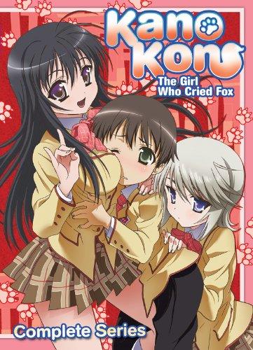 Kanokon – The Girl Who Cried Fox