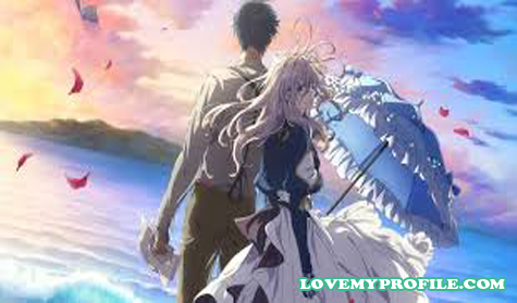 Review Anime Violet Evergarden