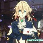 Sinopsis Anime Violet Evergarden : The Movie