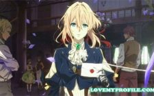 Sinopsis Anime Violet Evergarden